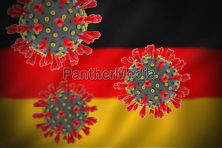 concept, of, pandemic, novel, coronavirus, outbreak - 28217219