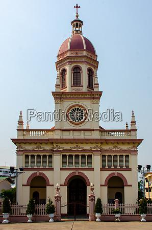 santa, cruz, portuguese, church, in, bangkok - 28217130