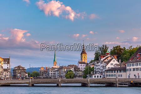 zurich the largest city in switzerland