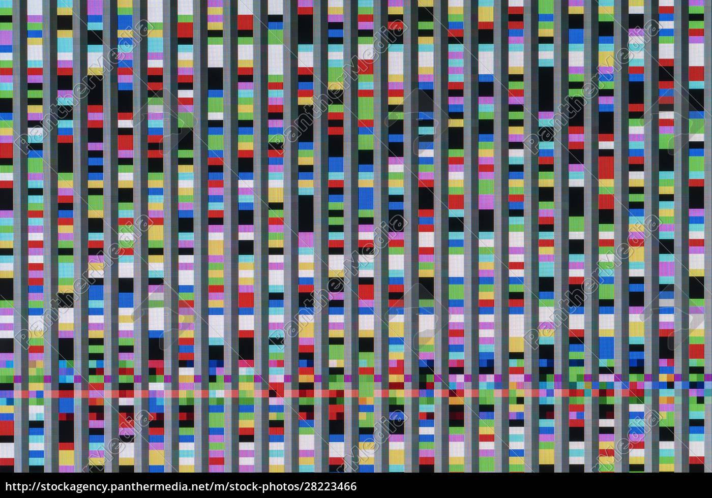 pixel, pattern, of, a, digital, glitch - 28223466