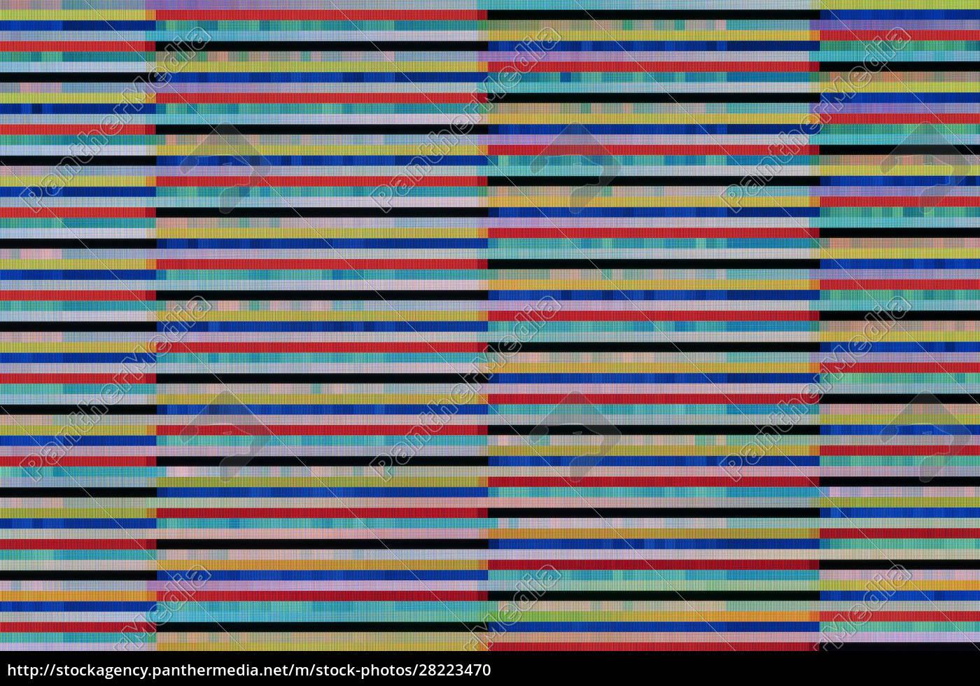 pixel, pattern, of, a, digital, glitch - 28223470
