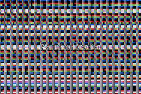 pixel, pattern, of, a, digital, glitch - 28223471