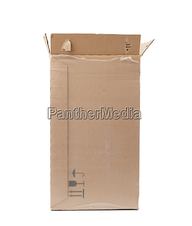 rectangular, box, wrapped, in, transparent, polyethylene - 28223142