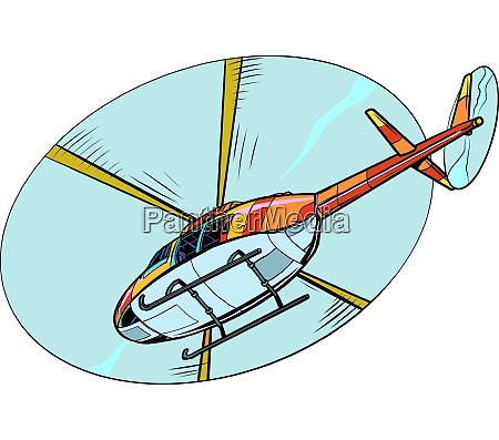 helicopter air transport