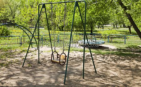 old ordinary swing