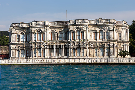 istambul dolmabahce palaces