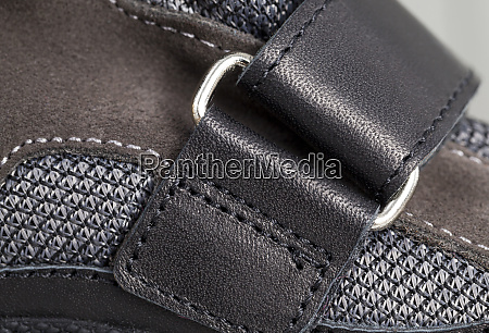 details of new shoes