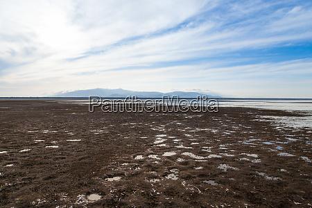 lake manyara landscape tanzania dramatic sky