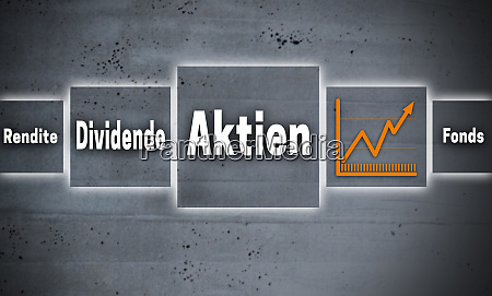 aktien in german shares dividend yield