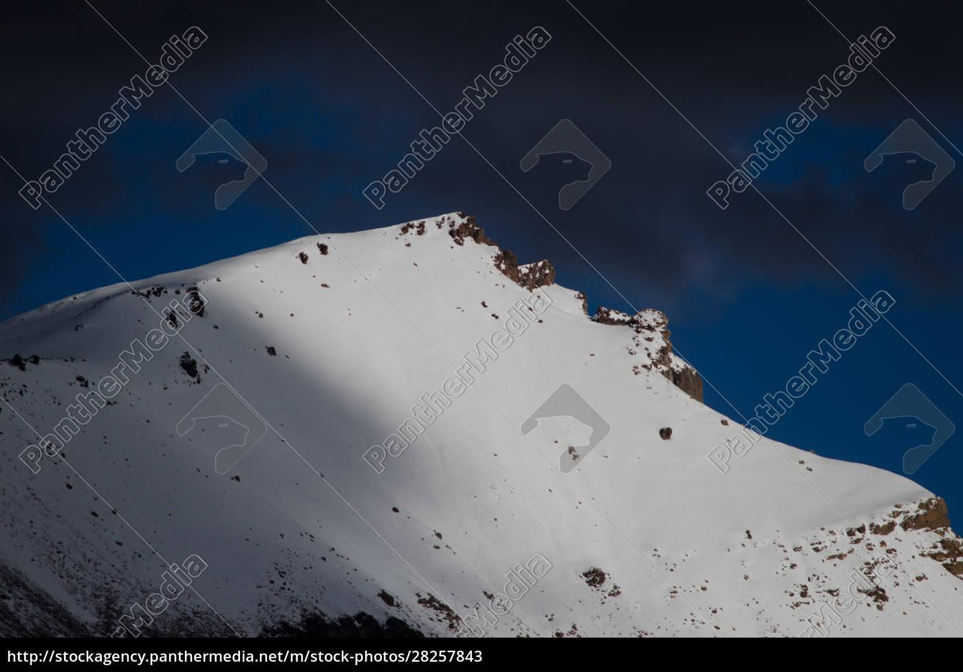 snowy, peak, in, the, lauca, national - 28257843