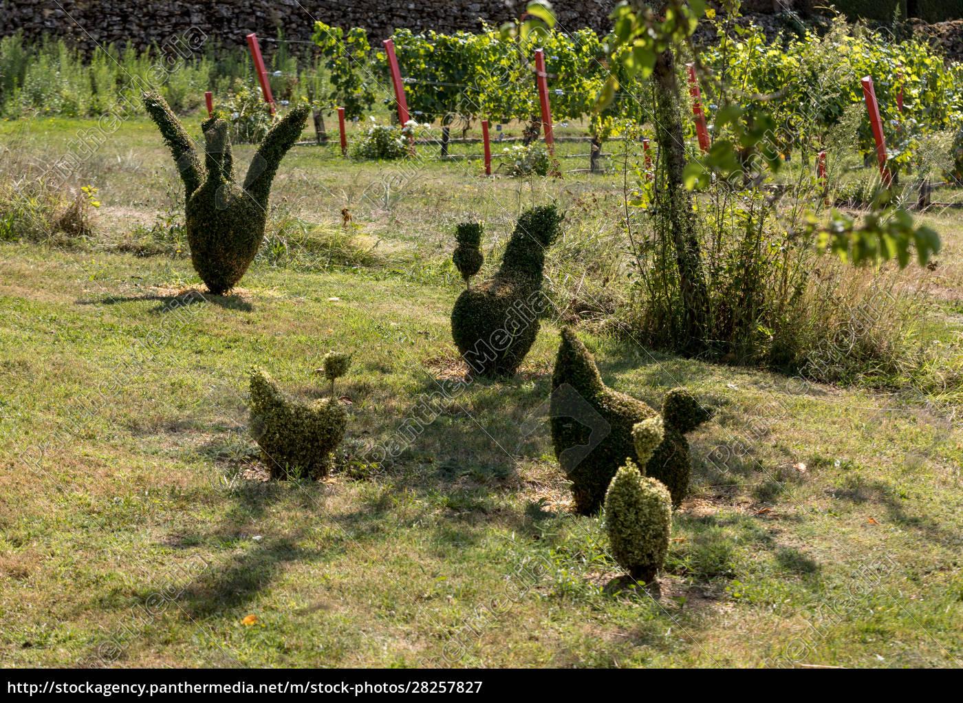 the, picturesque, jardins, du, manoir, d - 28257827