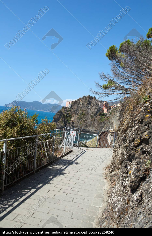 coast, of, cinque, terre., liguria - 28258240