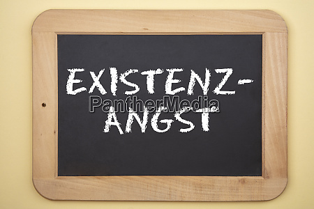 existenzangst, , existential, fear - 28258553