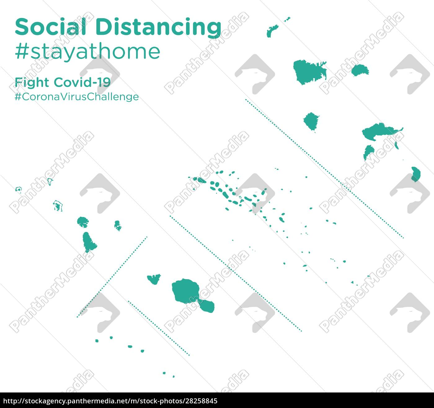 french, polynesia, map, with, social, distancing - 28258845