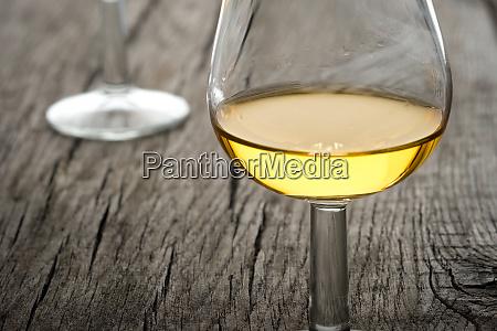 macro, glass, single, malt, whisky, in - 28258638