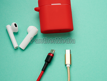 red, charging, box, for, headphones, and - 28258386