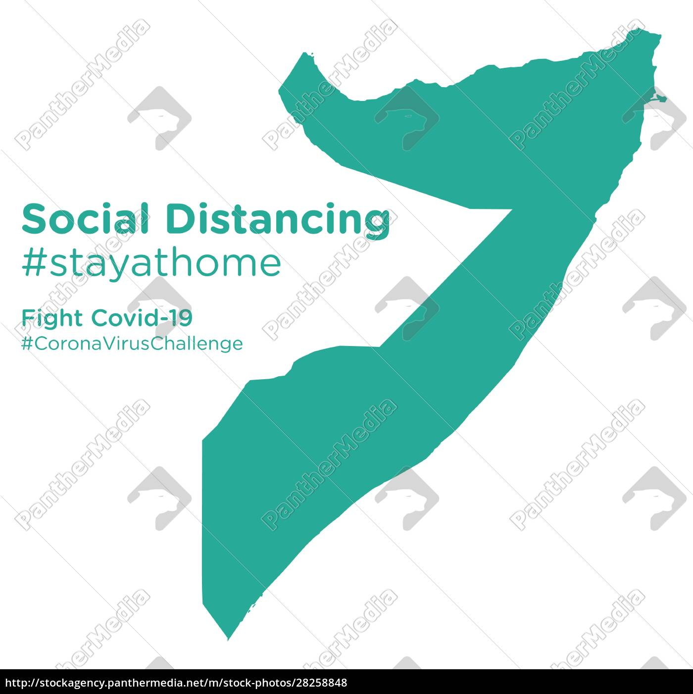 somalia, map, with, social, distancing, stayathome - 28258848