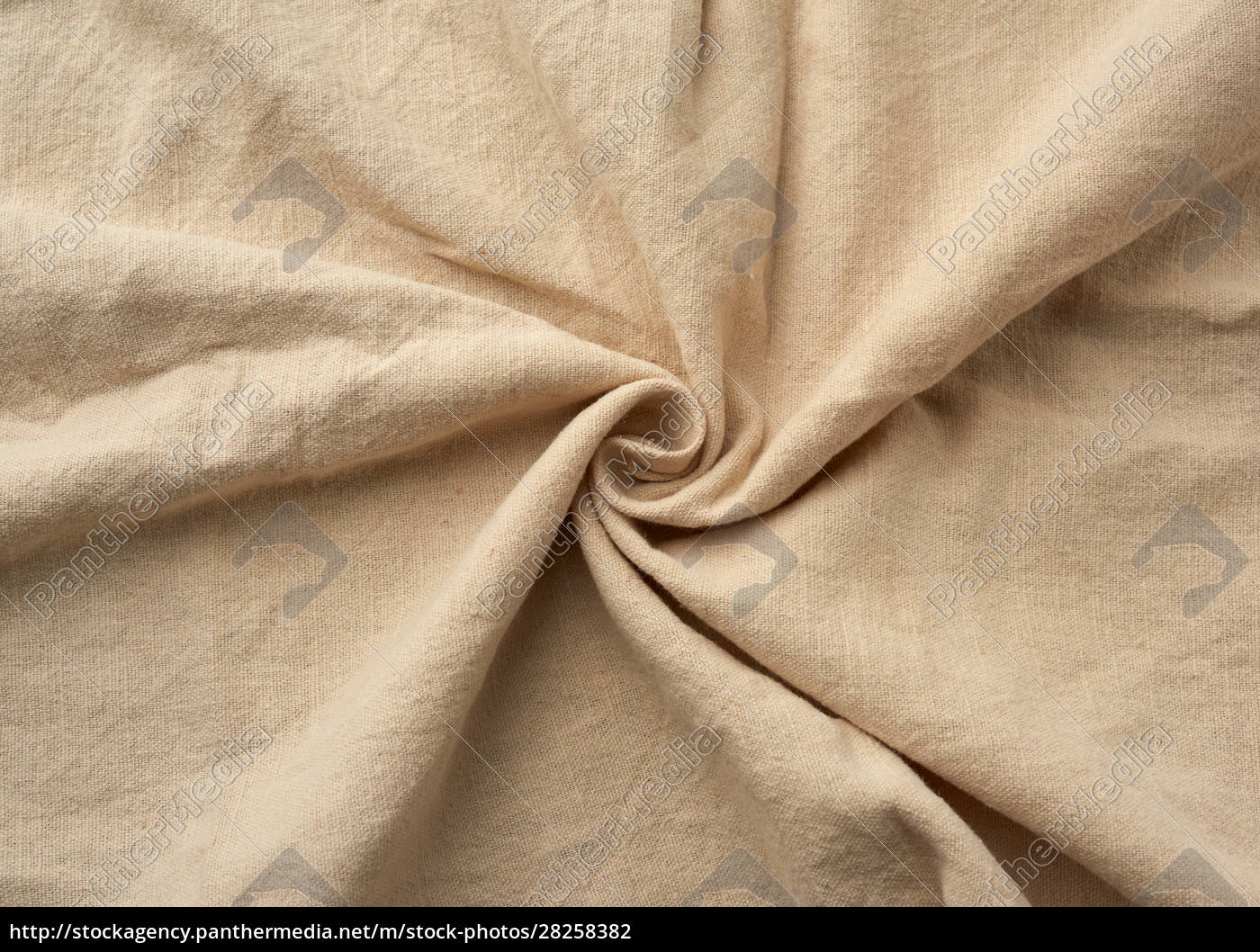 twisted, beige, kitchen, cotton, napkin, , full - 28258382