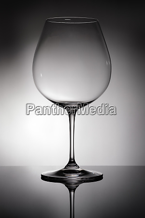 wine, glass, for, burgundy, red, wine - 28258373