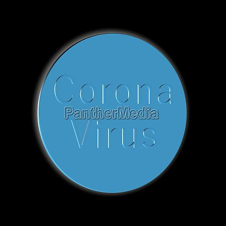 corona, virus, -, word, or, text - 28259221