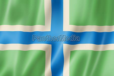 gloucestershire, county, flag, , uk - 28259739