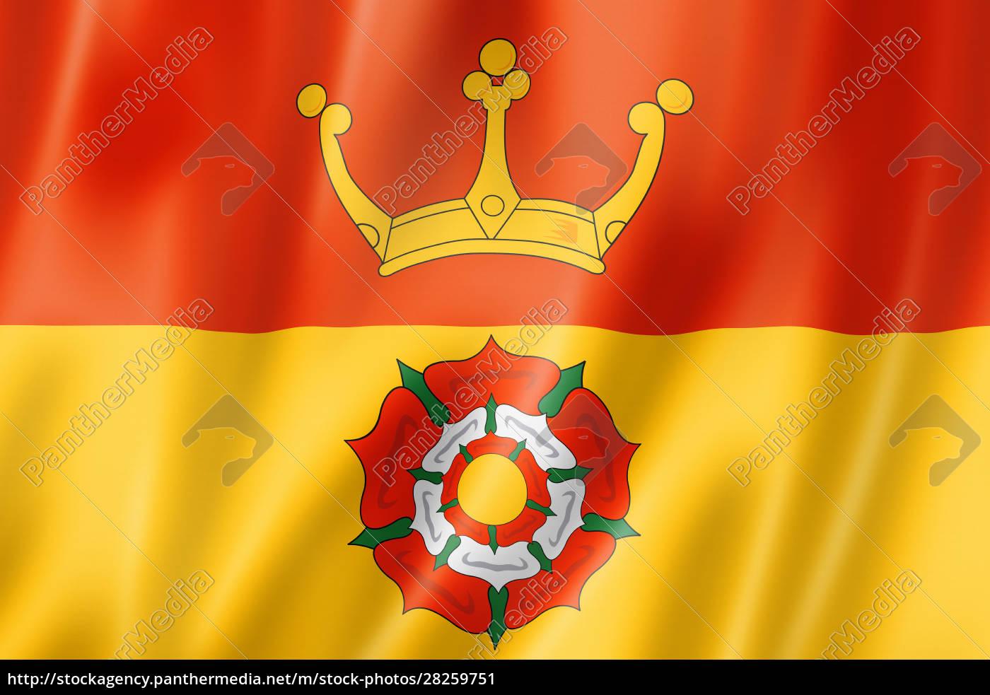 hampshire, county, flag, , uk - 28259751