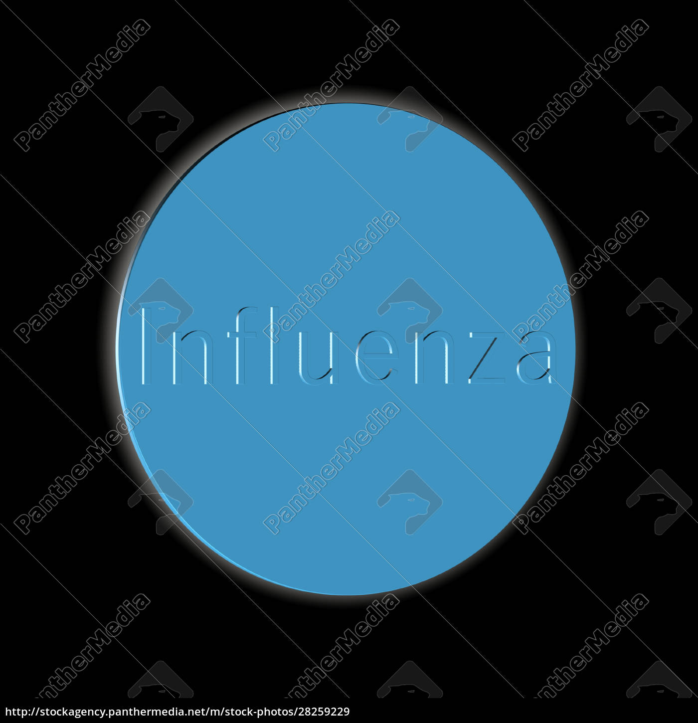 influenza, -, word, or, text, as - 28259229