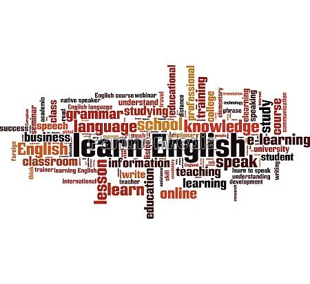 learn, english, word, cloud - 28259349