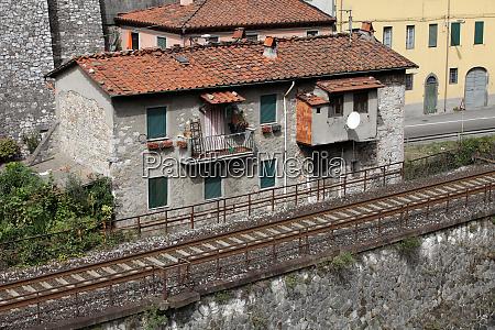 ponte, della, maddalena, across, the, serchio. - 28259187