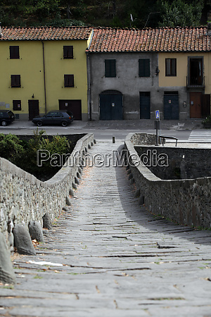 ponte, della, maddalena, across, the, serchio. - 28259190