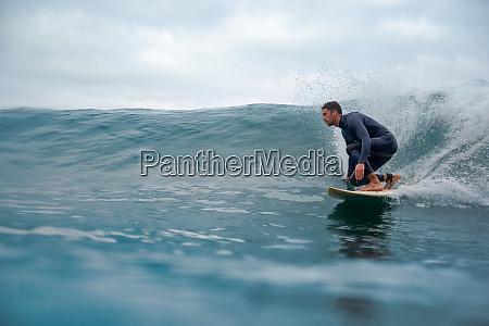 september, 29, 2019:, surfer, riding, waves, on - 28259502