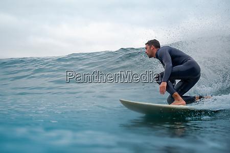 september, 29, 2019:, surfer, riding, waves, on - 28259503