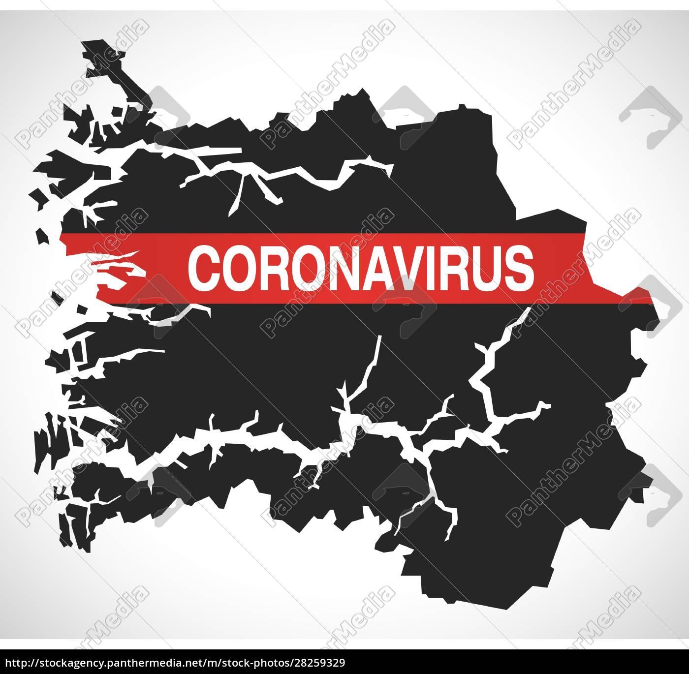 sogn, og, fjordane, norway, county, map - 28259329