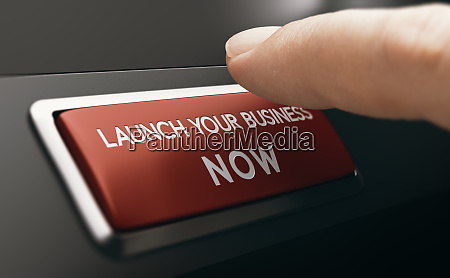 call to action button launch your