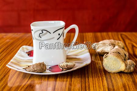 ginger tea adrak chai spiced indian