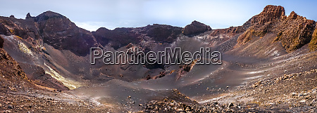 pico do fogo crater panoramic cha