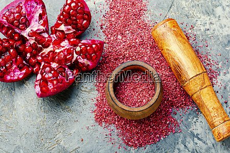 oriental pomegranate spice