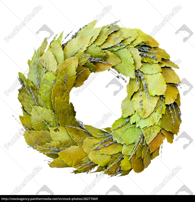 laurel, wreath, isolated - 28277669