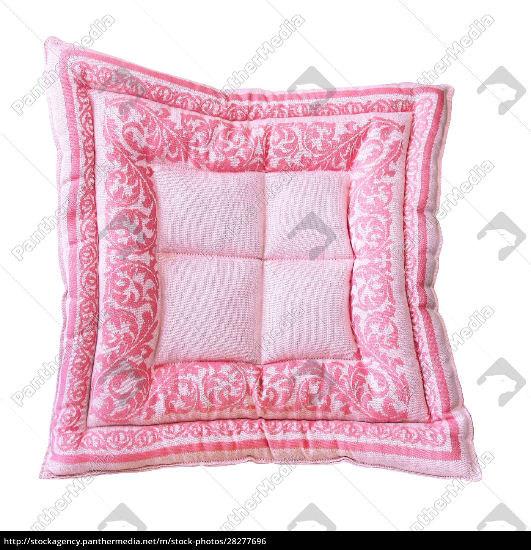 pink, pillow - 28277696