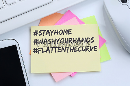 stay, home, hashtag, stayhome, flatten, the - 28277753