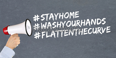 stay, home, hashtag, stayhome, flatten, the - 28277780