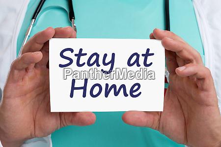 stay at home coronavirus corona virus