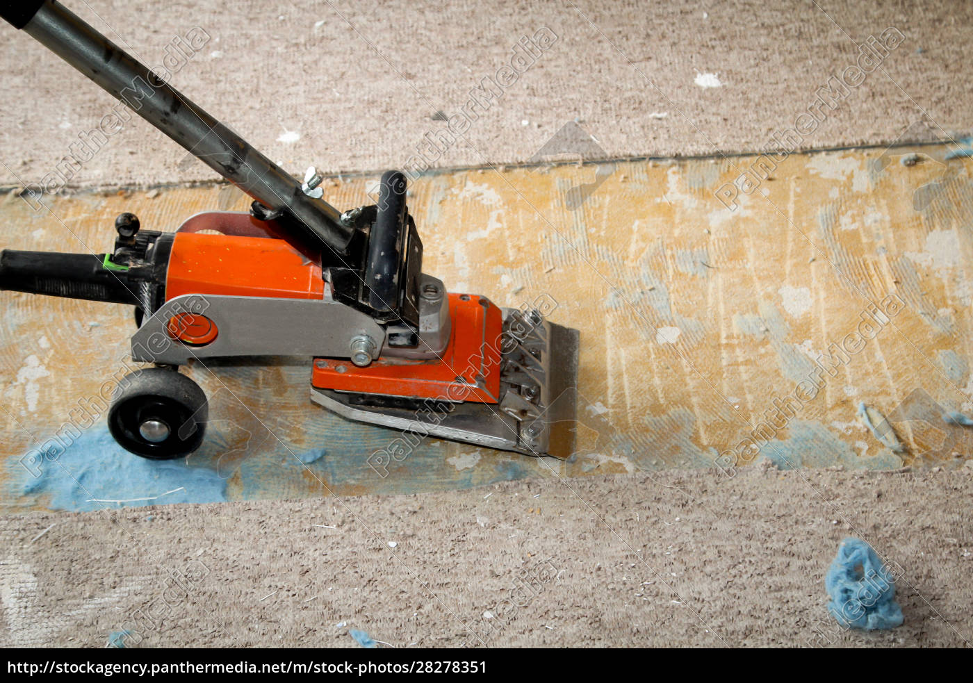 a, carpet, , carpeting, is, removed, with - 28278351