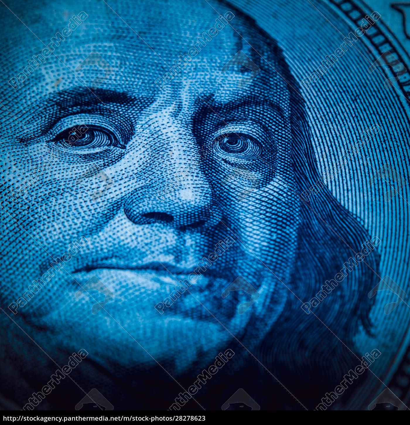a, portrait, of, president, franklin, on - 28278623