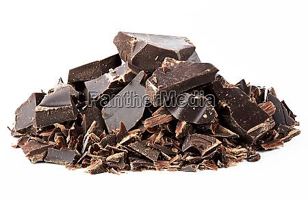 black, mangled, chocolate - 28278729