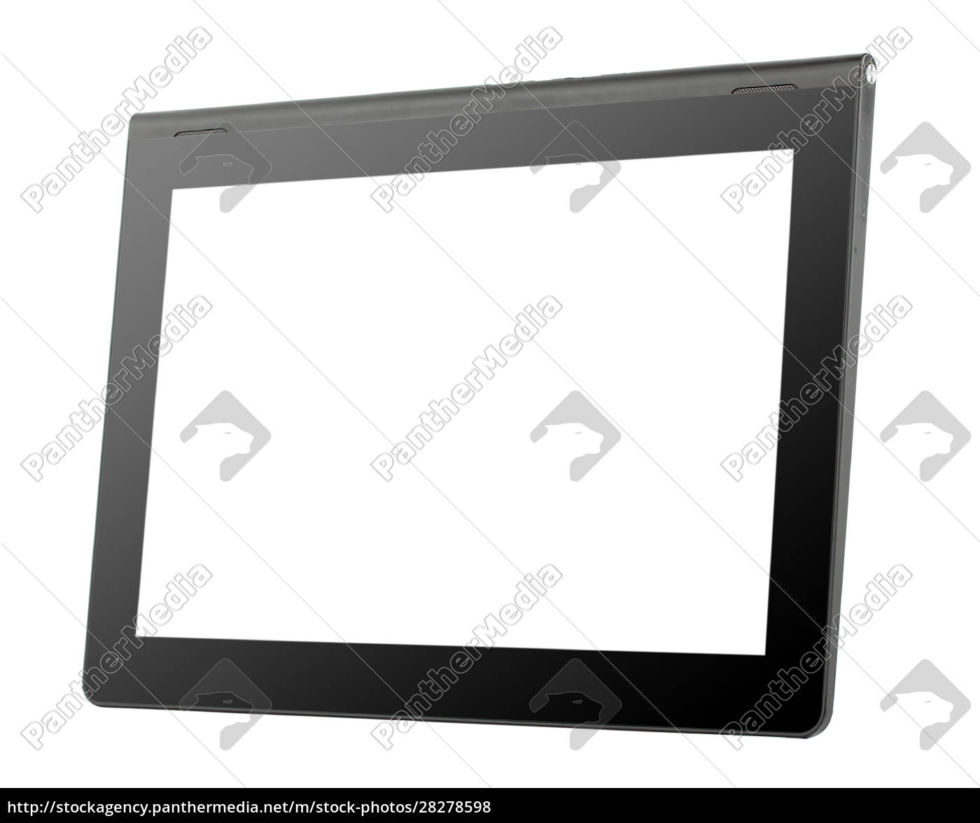 black, tablet, computer - 28278598