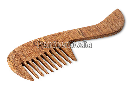 brown, wooden, comb, for, hair - 28278654