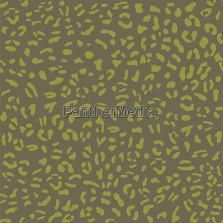 cat, seamless, pattern., vector, illustration., green. - 28278478
