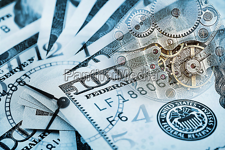 conceptual, background, time, costs, money - 28278662