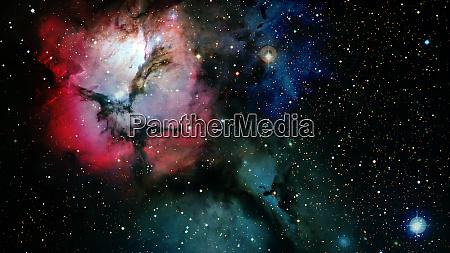 deep, space, art., nebulas, , galaxies, and - 28278439